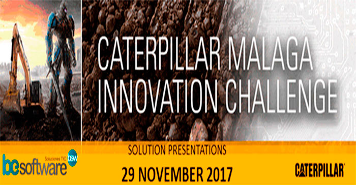 Caterpillar Málaga Innovation Challenge 2017