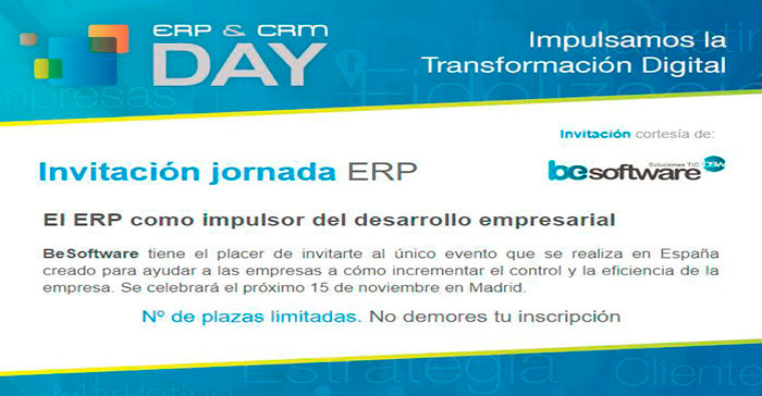 erp and crm day
