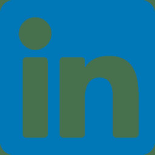 Gestión de redes sociales LinkedIn logo