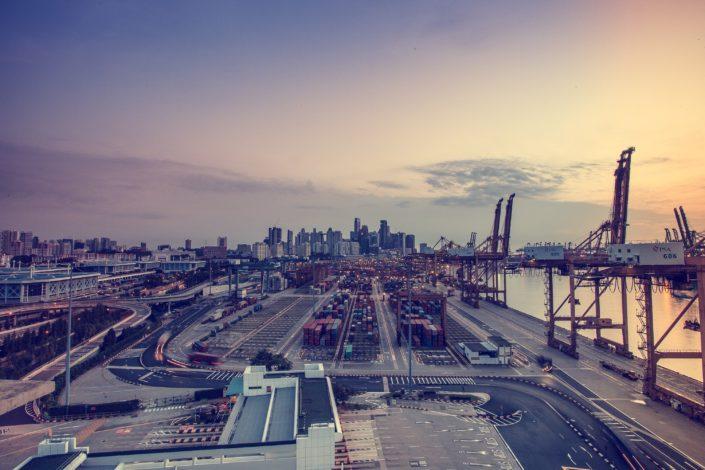 Plataforma de Gestión Integral de Puertos Inteligentes Besoftware